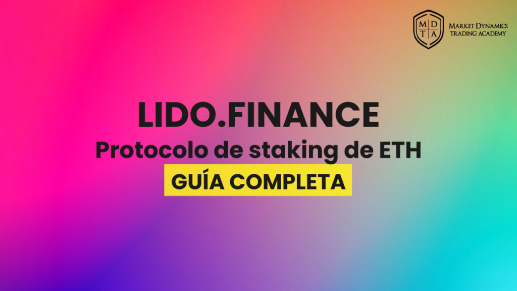 Que es Lido Finance Staking de Ethereum DeFi