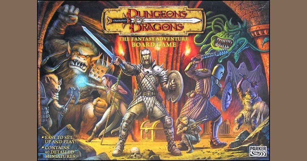 Imagen de Dungeons and Dragons