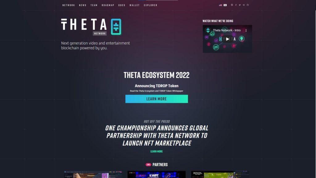 Theta token Criptomoneda