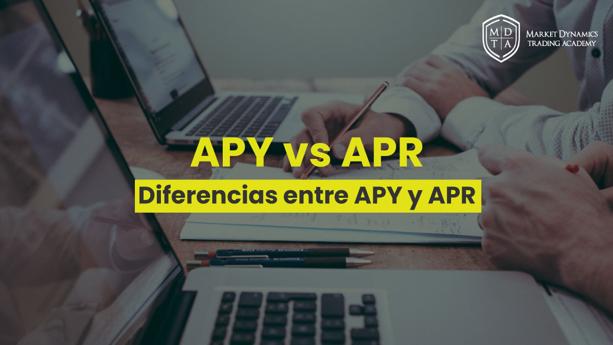 Diferencia entre el APY y el APR
