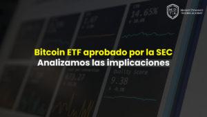 Qué es el ETF de Bitcoin Aprobado por la SEC hecho de futuros de bitcoin